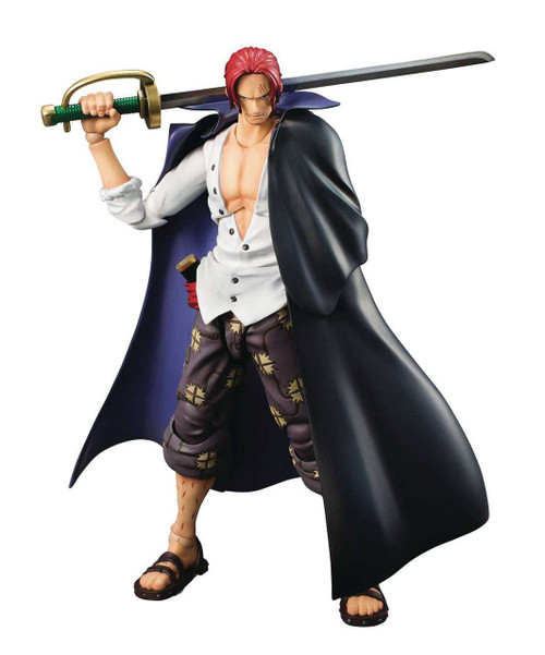 One Piece Variable Action Heroes Shanks PVC Figure