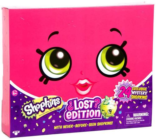 Shopkins Lost Edition Exclusive 24-Pack Set