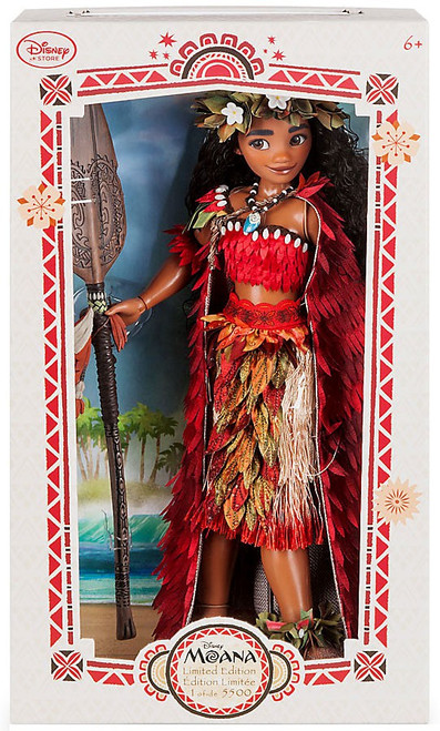 Disney Moana Moana Exclusive 17-Inch Doll [Limited Edition]