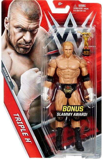 WWE Wrestling Series 69 Triple H Action Figure [Bonus Slammy Award]