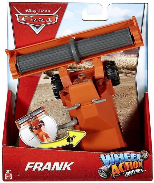 Disney / Pixar Cars Wheel Action Drivers Frank Vehicle