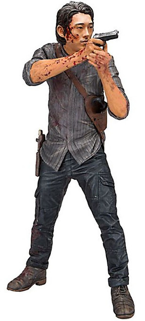 McFarlane Toys The Walking Dead AMC TV Legacy Edition Glenn Action Figure