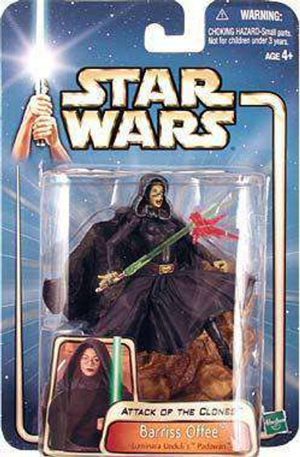 Saga 2002 Attack of the Clones Barriss Offee Action Figure #12