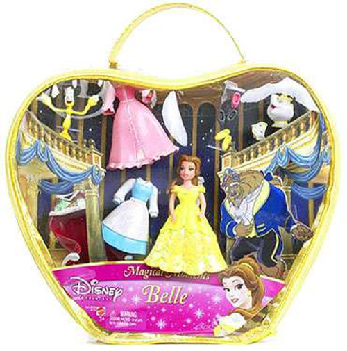 Disney Princess Magical Moments Belle Sparkle Carryall