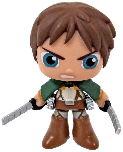 Funko Anime Attack on Titan Series 1 Mystery Minis Eren Yeager 1/12 Mystery Minifigure [Loose]