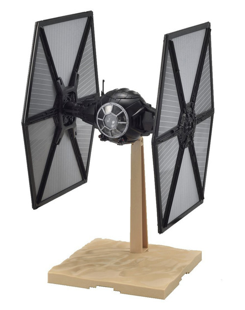 Star Wars The Force Awakens First Order Tie Fighter Model Kit