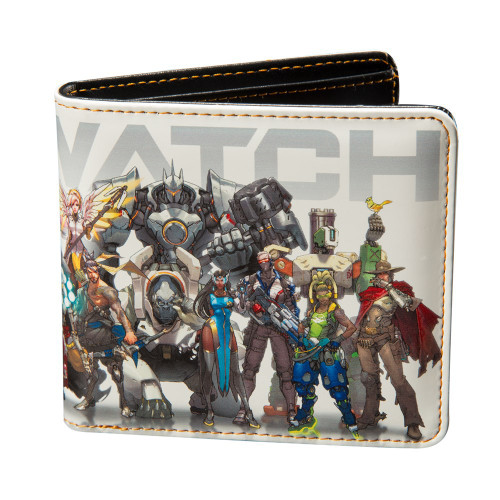 Overwatch Group Lineup Wallet
