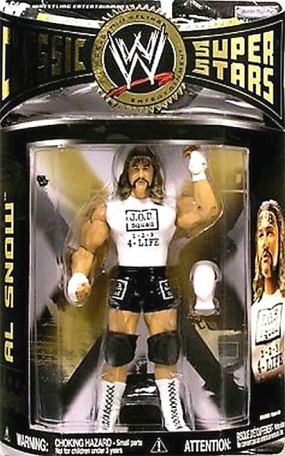 WWE Wrestling Classic Superstars Series 13 Al Snow Action Figure