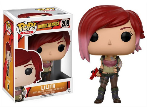 Funko Borderlands POP! Games Lilith The Siren Vinyl Figure #209
