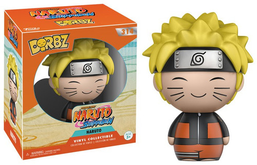 Funko Naruto Shippuden Dorbz Naruto Vinyl Figure [Regular Version]