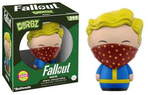 Funko Fallout Dorbz Vault Boy Vinyl Figure #299 [Bandana Chase Version]
