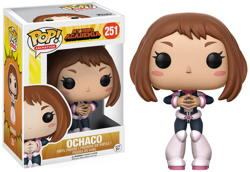 Funko My Hero Academia POP! Animation Ochako Vinyl Figure #251