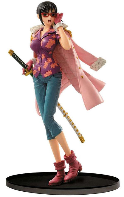 One Piece SCultures Big Budoukai 6 Tashigi 6.1-Inch PVC Figure Sculpture