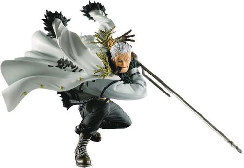 One Piece SCultures Big Budoukai 6 Smoker 4-Inch PVC Figure Sculpture