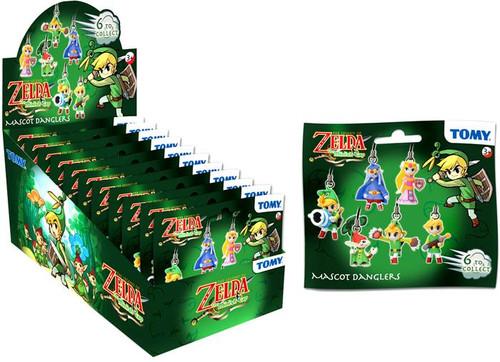 The Legend of Zelda Danglers Box