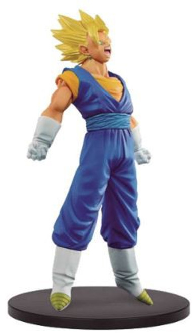 Dragon Ball Super DXF Super Warriors Super Saiyan Vegito 7-Inch PVC Figure