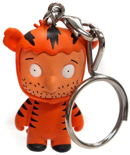 Bob's Burgers Keychain Teddy in Tiger Costume 1/24 Loose Figure