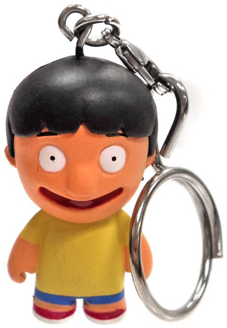 Bob's Burgers Keychain Gene Belcher 3/24 Loose Figure