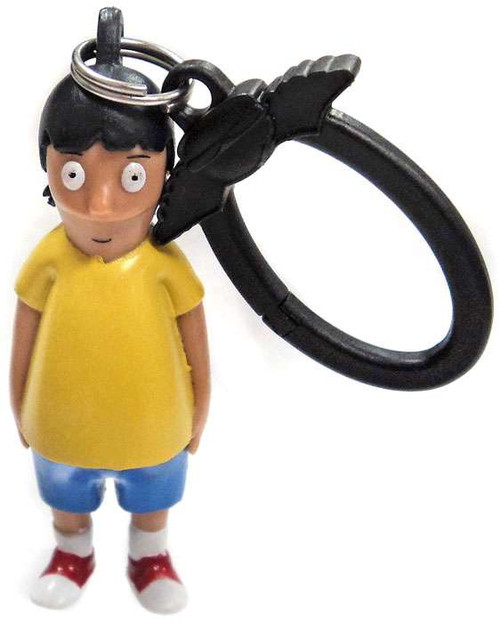 Bob's Burgers Clip On Hanger Gene Belcher Collector Clip [Loose]