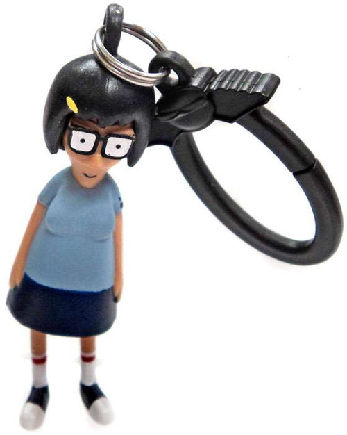 Bob's Burgers Clip On Hanger Tina Belcher Collector Clip [Loose]