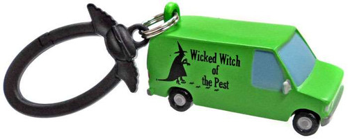 Bob's Burgers Clip On Hanger Wicked Witch of the Pest Collector Clip [Loose]