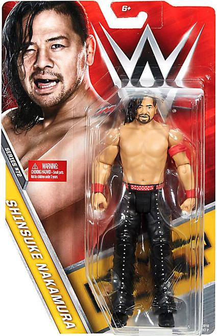 WWE Wrestling Series 72 Shinsuke Nakamura Action Figure
