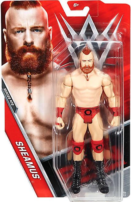 WWE Wrestling Series 72 Sheamus Action Figure [Regular]