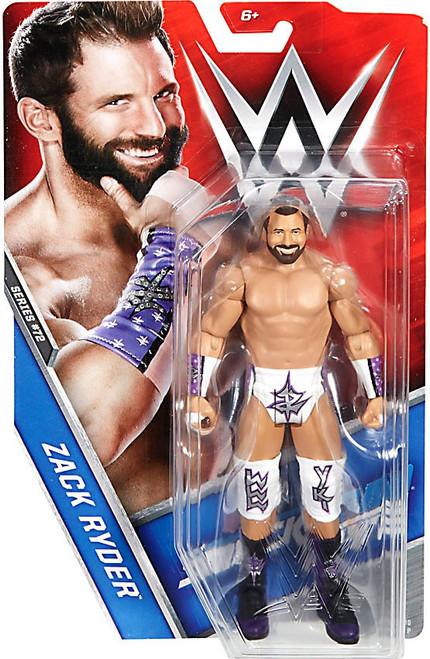 WWE Wrestling Series 72 Zack Ryder Action Figure