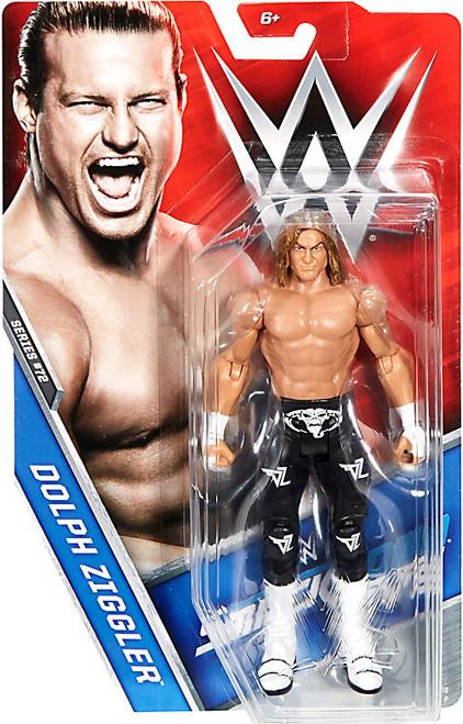 WWE Wrestling Series 72 Dolph Ziggler Action Figure