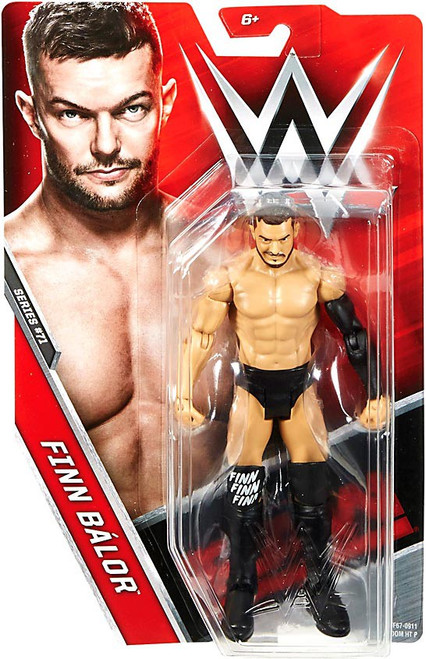 WWE Wrestling Series 71 Finn Balor Action Figure