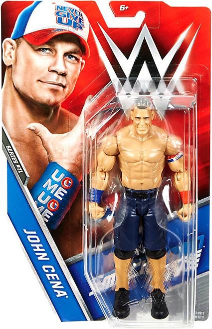 WWE Wrestling Series 71 John Cena Action Figure