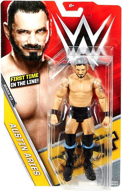 WWE Wrestling Series 71 Austin Aries Action Figure