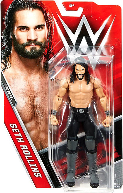 WWE Wrestling Series 71 Seth Rollins Action Figure