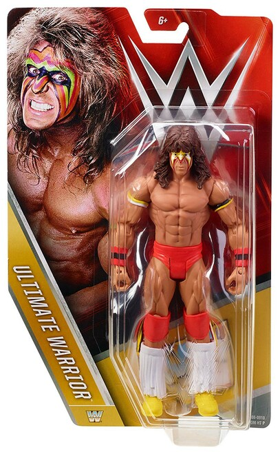 WWE Wrestling Series 70 Ultimate Warrior Action Figure