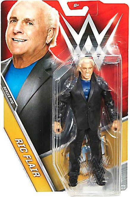 WWE Wrestling Series 70 Ric Flair Action Figure
