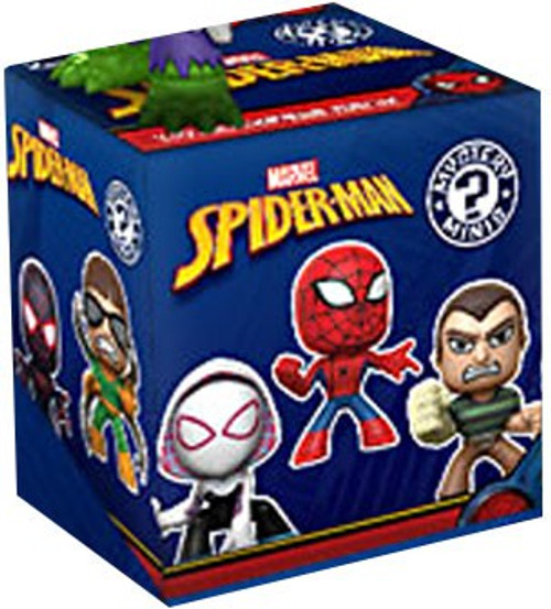 Funko Marvel Mystery Minis Spider-Man Classic Mystery Pack