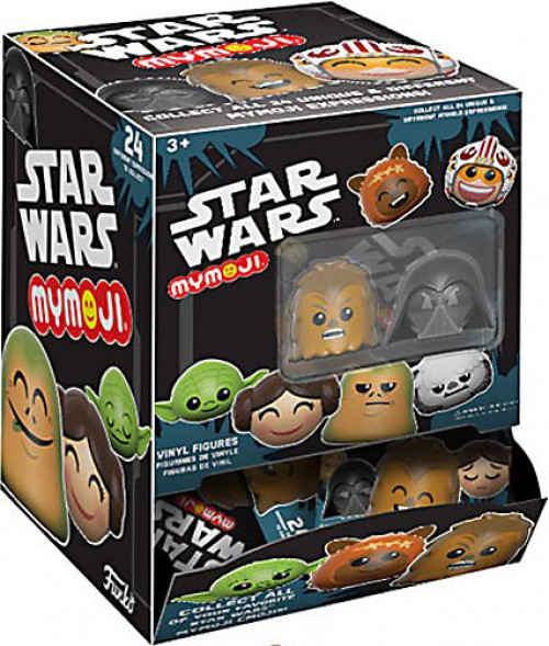 Funko MyMojis Star Wars Mystery Box [24 Packs]