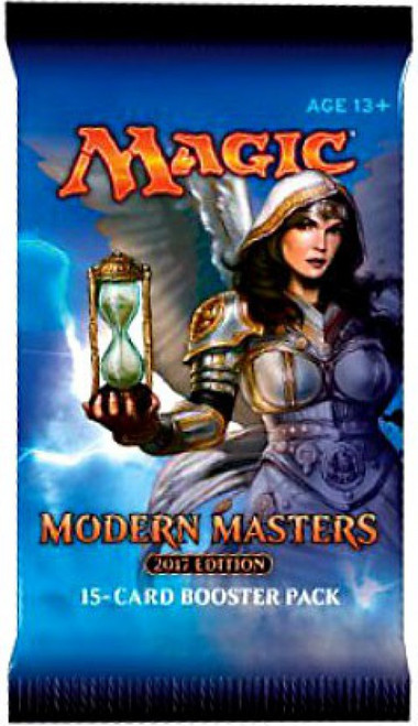 MtG Trading Card Game 2017 Modern Masters Booster Pack [15 Cards]