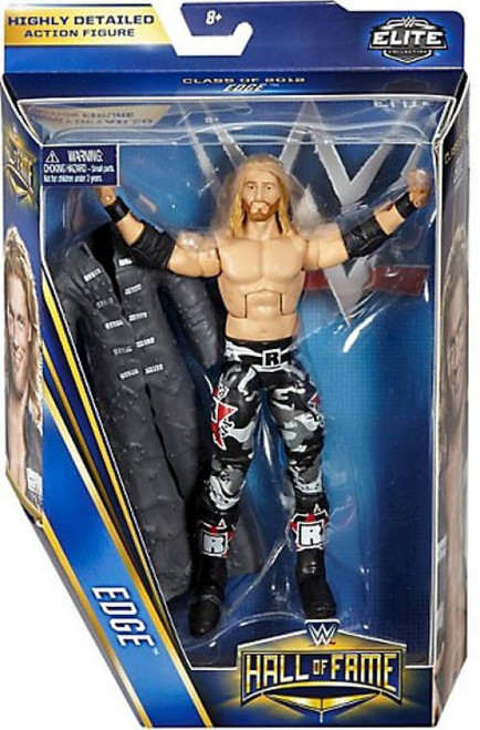 WWE Wrestling Elite Collection Hall of Fame Edge Exclusive Action Figure
