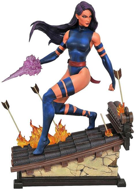 X-Men Marvel Premier Collection Psylocke Resin Statue