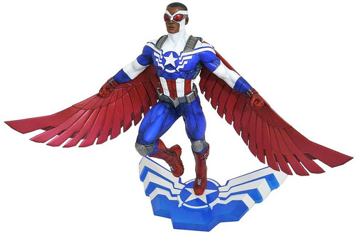 Marvel Gallery Captain America PVC Figure Statue [Sam Wilson]