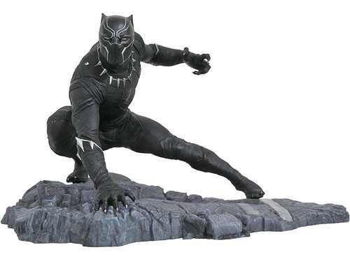 Marvel Gallery Black Panther 6-Inch PVC Figure Statue