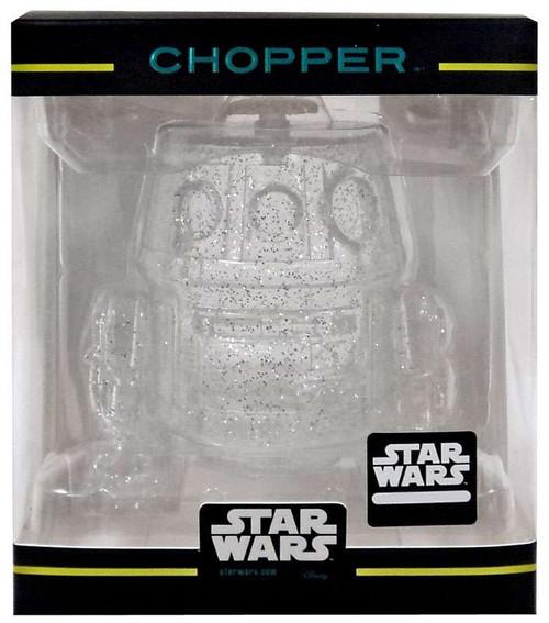 Funko Star Wars Hikari Minis Japanese Vinyl Chopper Vinyl Figure [Clear]