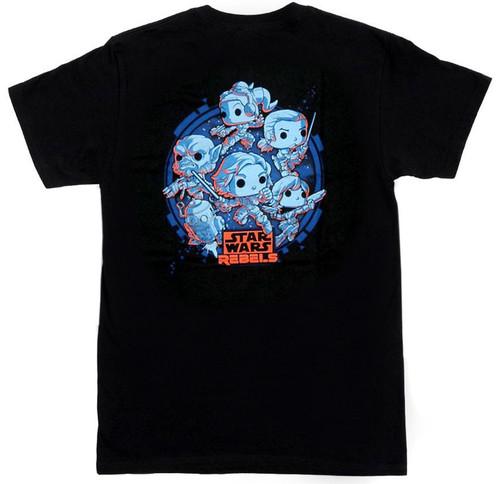 Funko Star Wars Rebels Exclusive T-Shirt [X-Large]