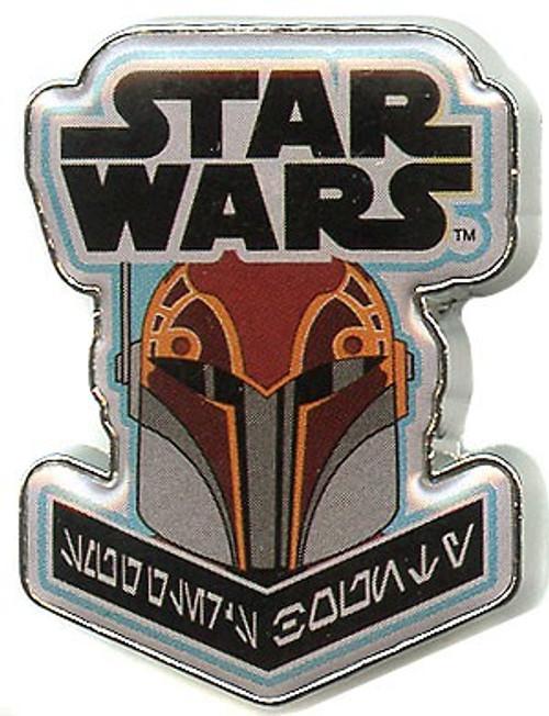 Funko Star Wars Rogue One Sabine in Mandalorian Armor Exclusive Pin