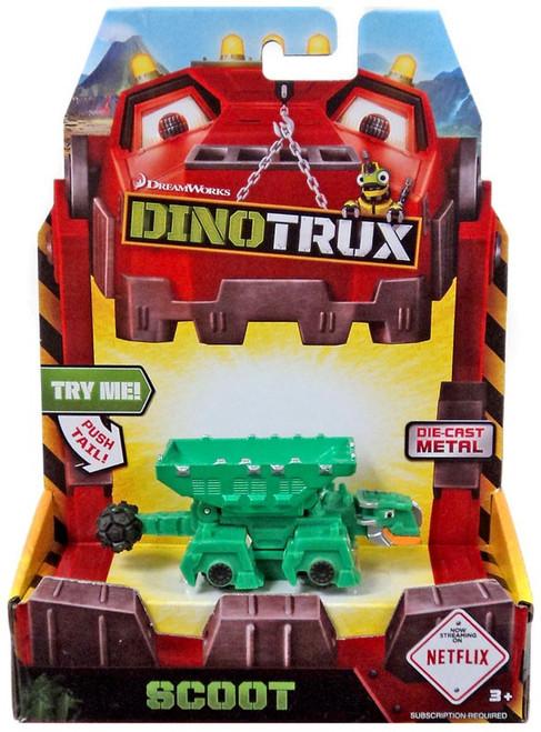 Dinotrux Scoot Diecast Figure