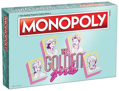 Golden Girls Monopoly