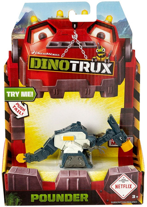 Dinotrux Pounder Diecast Figure