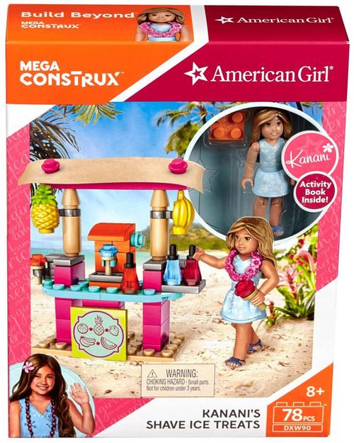 American Girl Kanani's Shave Ice Treats Set