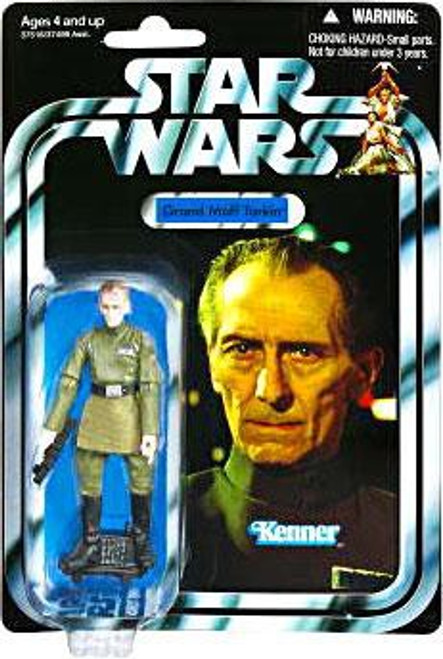 Star Wars A New Hope 2012 Vintage Collection Grand Moff Tarkin Action Figure #98
